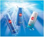 サンカット(R)の新製品は汗や水で紫外線予防効果が強くなる!
