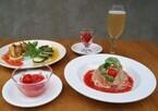 スーパーフード「アセロラ」を使ったメニューが恵比寿のレストランに登場