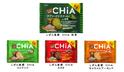 プチプチ食感と香り高い抹茶が香ばしい「しぜん食感CHiA 抹茶」