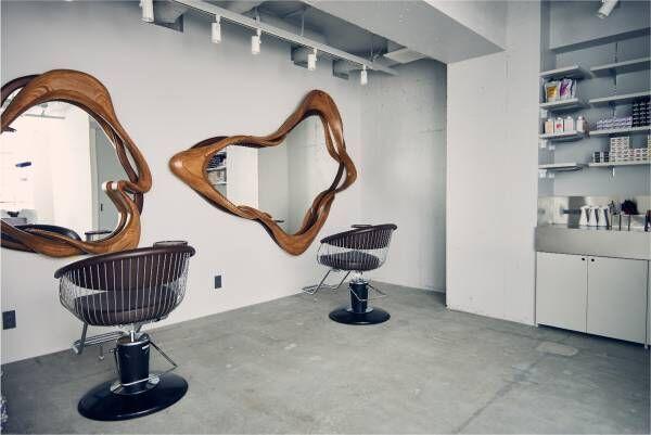 「美容室 × カフェ × ジム」の一体型サロンが恵比寿オープン