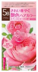 10年ぶりのリニューアル!『エビータ トリートメントヘアカラー』新発売