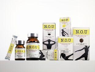 アクティブな女性を応援するサプリ「N.O.U」が新登場