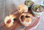 小麦粉の代わりにおからを使用。エルカフェの『糖質コントロールマフィン』