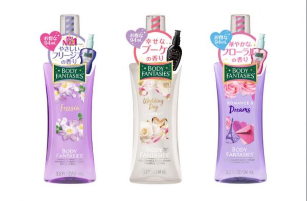 ボディファンタジーの新ラインから人気の香りを先行発売