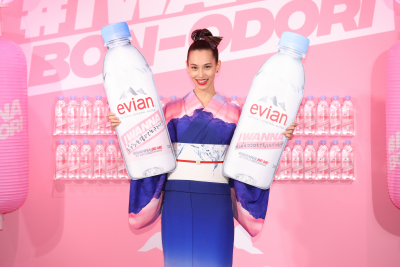 盆踊りイベントに水原希子さんが浴衣で登場!「#IWANNA BON-ODORI」