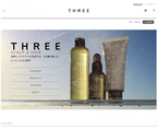 """洗浄という""""ケア""""THREEから3シリーズの新商品"""