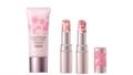 春コレクション!ほんのり桜ピンクが明るくふっくら肌を演出