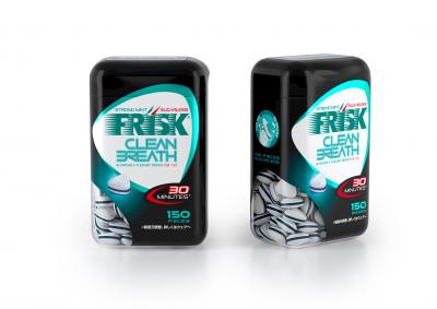 3倍の大容量「フリスク クリーンブレス ボトル ストロングミント」が6月24日に発売
