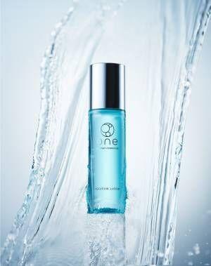 吸い込まれるように浸透する高保湿化粧水「one アクアタンク ローション」登場