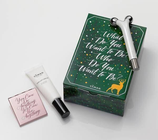 """ヤーマン×SHOGO SEKINEコラボの美容機器ギフト「Artist Box""""Shine""""」"""