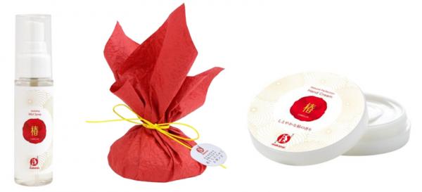 和コスメブランドの季節限定商品に「しとやかな椿の香り」シリーズが登場