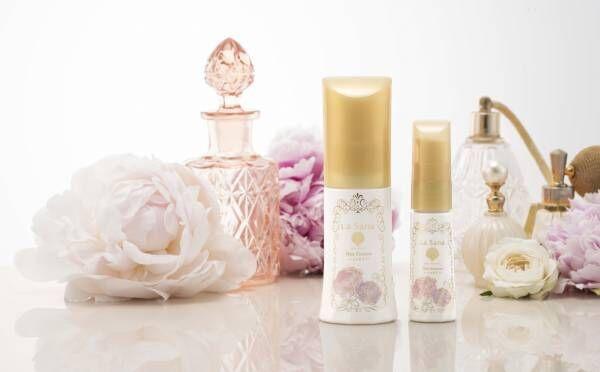 香水のような華やかで上品な香りのヘアエッセンス