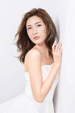 「Spa treatment」のイメージモデルに紗栄子さんを起用