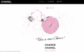 シャネルのチャンスシリーズより新香水発売。女性らしさを追求した花の香り