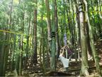 体調を崩しやすい季節の自己投資。新緑の森で心身ともにリフレッシュ!