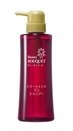 ビューティブーケ ふわっとコシ髪トリートメント イン シャンプー発売!