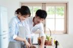 共働き夫婦約6割が「新婚時は現在よりも料理に手をかけていた」と回答