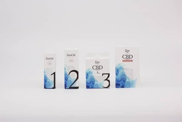 麻のパワーを摂取!CBDサプリメントブランド「Zen」が誕生