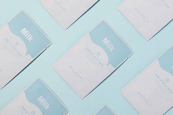目指せワントーン明るいミルク肌!MILCOTTの「TUミルキーマスク」発売