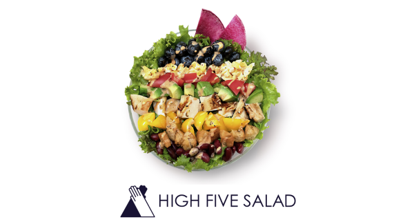 1皿でバランス良く食べる!NYで話題のパワーサラダ