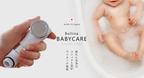 赤ちゃん用 マイクロバブルシャワーヘッドが登場!「洗う+保湿」を同時にできる