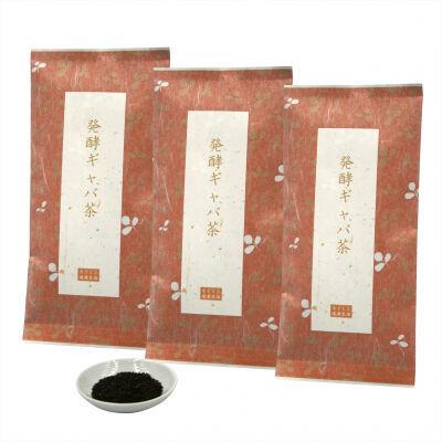 イライラや憂鬱からあなたを守る「発酵ギャバ茶」