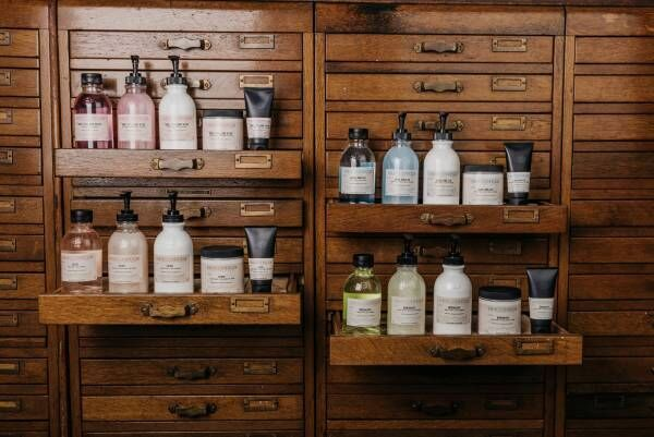 NY発の調剤薬局ブランドC.O.Bigelowより、4つの香りの新コレクション誕生