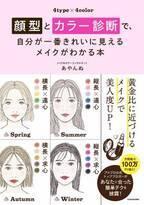 美人度UP! 顔型診断とパーソナルカラー診断で似合うメイクがわかる