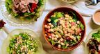 フードデリバリーの「エニキャリ」にサラダ専門店「美と健康 10salad」が登場