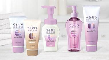 肌のうるおいを守る技術を強化した洗顔料発売