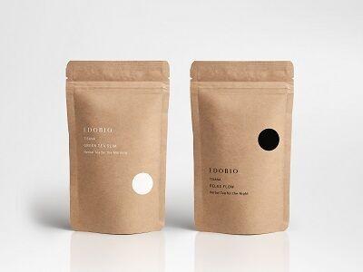 日本茶葉ベースのブレンドハーブティーを2種類発売