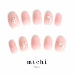 話題のネイルチップ販売サービス「ミチネイル」が春の新作を発売!