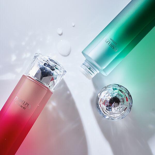 ピアベルピア化粧品が創業40周年記念デザインボトル発売!