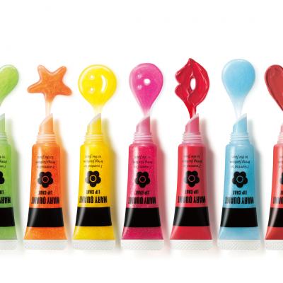 【マリークヮント】遊び心あふれるカラフルなリップと、マスクやカップへの色移りを防ぐ口紅コートが登場!