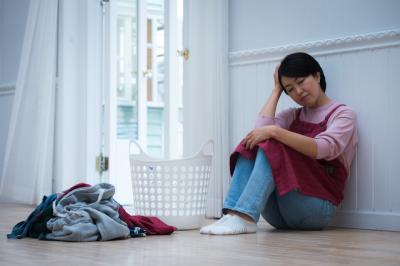 女性の約8割が「隠れ我慢」!イライラ感、不安感を隠して仕事や家事をしていませんか?