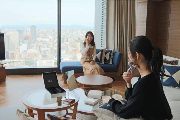 オトナ女子の美容おこもりプラン、名古屋プリンスホテル スカイタワーで開始!