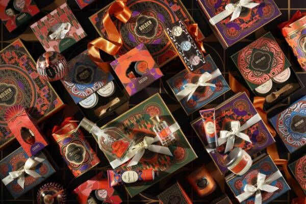 ホリデーシーズンを彩る「SABON Holiday Collection 2021」限定発売