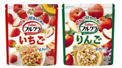 キャンペーン情報も!フルーツ好きのためのシリアル2種が発売へ