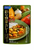 ヘルシーで栄養満点の「彩り野菜カレー」を発売