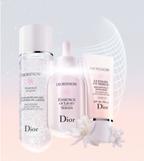 内側からにじみ出る明るさへ。「ディオール スノー」の新美白美容液&UV乳液
