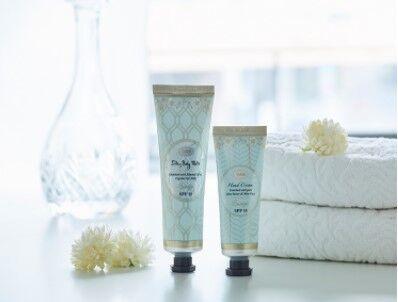 透明感あふれる香りに包まれて。紫外線対策ができるSABONのアイテムに注目!