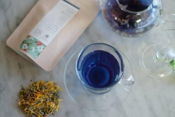 現代社会のストレスを癒やす!女性の為の和漢ブレンド茶2種新登場