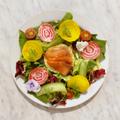 SONOKO CAFEと森田農園が初コラボ!オリジナルサラダを発売