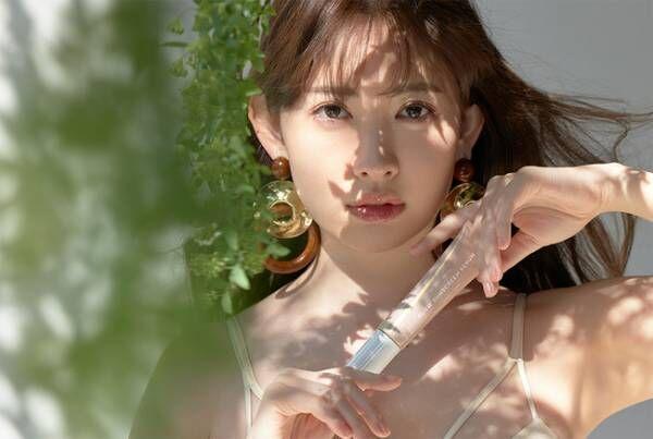 小嶋陽菜プロデュース。「Her lip to」紫外線から素肌を守る美容セラム発売