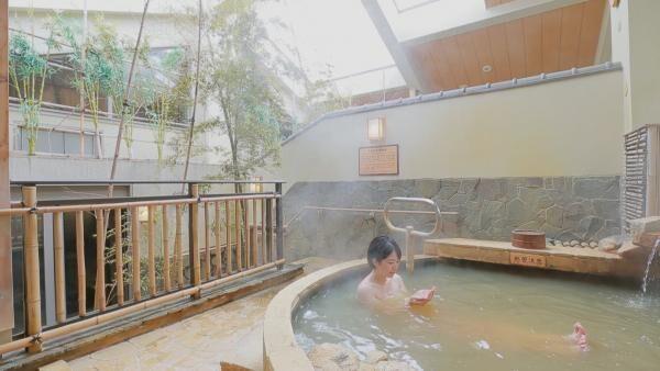 岩盤浴も楽しめる源泉掛け流しの温泉銭湯「武蔵小山温泉 清水湯」
