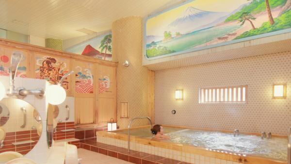 南北線本駒込駅から徒歩5分「ふくの湯」へのアクセス、料金、営業時間、お風呂の種類まとめ