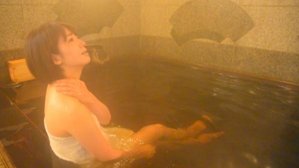 文豪が愛した天然温泉で、もちもち肌に! 「水月ホテル鷗外荘」