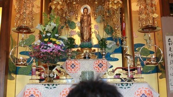 寺院でパワーチャージ。イケメン住職にお悩み相談もできる江東区「因速寺」