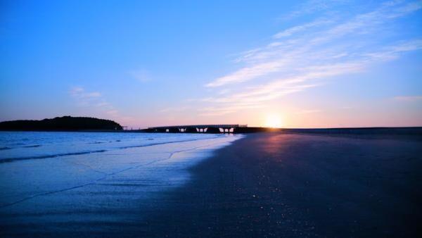 ヨガもSUPもパワスポも! 青島ビーチで、自然の恵みを体験