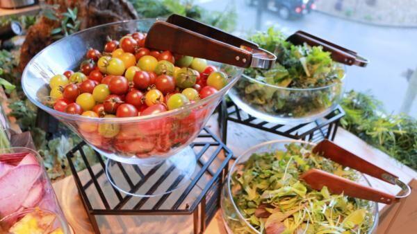 内側から美しく♡ スーパーフード・厳選野菜を好きなだけ堪能「コスメキッチン アダプテーション」